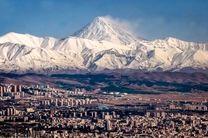 کیفیت هوای تهران در 21 فروردین سالم است