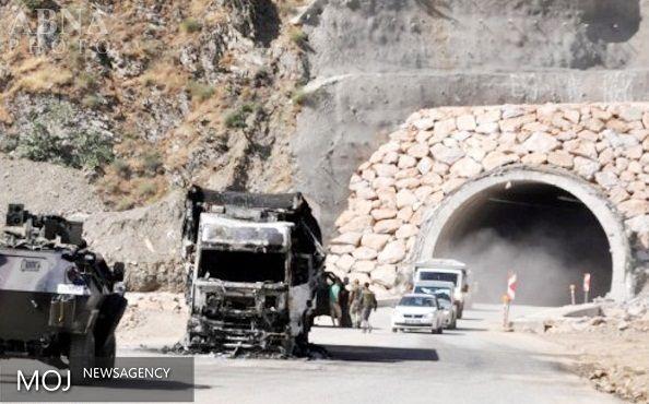 انفجار بمب در مسیر خودری نظامی ترکیه دو کشته برجای گذاشت