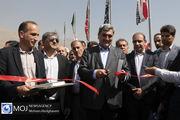 افتاح پل غیرهمسطح در بزرگراه شهید چمران