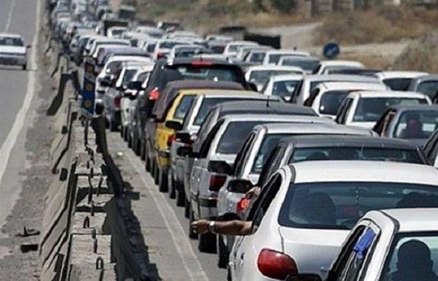 آخرین وضعیت ترافیکی و جوی جادهها در 25 تیر