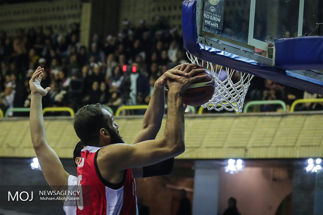 ترکیب تیم ملی بسکتبال ایران مقابل قزاقستان