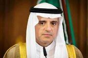 لفاظی های جدید الجبیر علیه ایران