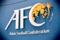 پیام تبریک رئیس کنفدراسیون فوتبال آسیا به فدراسیون فوتبال ایران