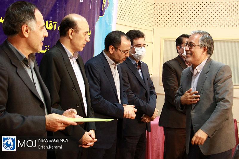 روابط عمومی مخابرات منطقه کردستان حائز رتبه برتر میان ادارات اجرایی