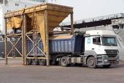 بارگیری 31 هزار تن گندم کشاورزان خوزستانی به مقصد ایتالیا