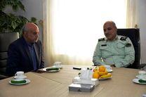 مسئولیت محوری پلیس در سایه گسترش تعاملات با دستگاه ها