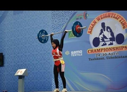 برگزاری رقابتهای وزنهبرداری قهرمانی بانوان کشور در اصفهان