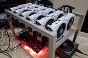 کشف 18 دستگاه ماینر قاچاق در خمینی شهر