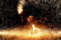 آماده باش 25 ایستگاه آتش نشانی برای چهارشنبه سوری در اصفهان