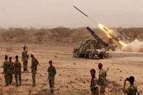 شلیک موشک زلزال 1 به مواضع متجاوزان سعودی