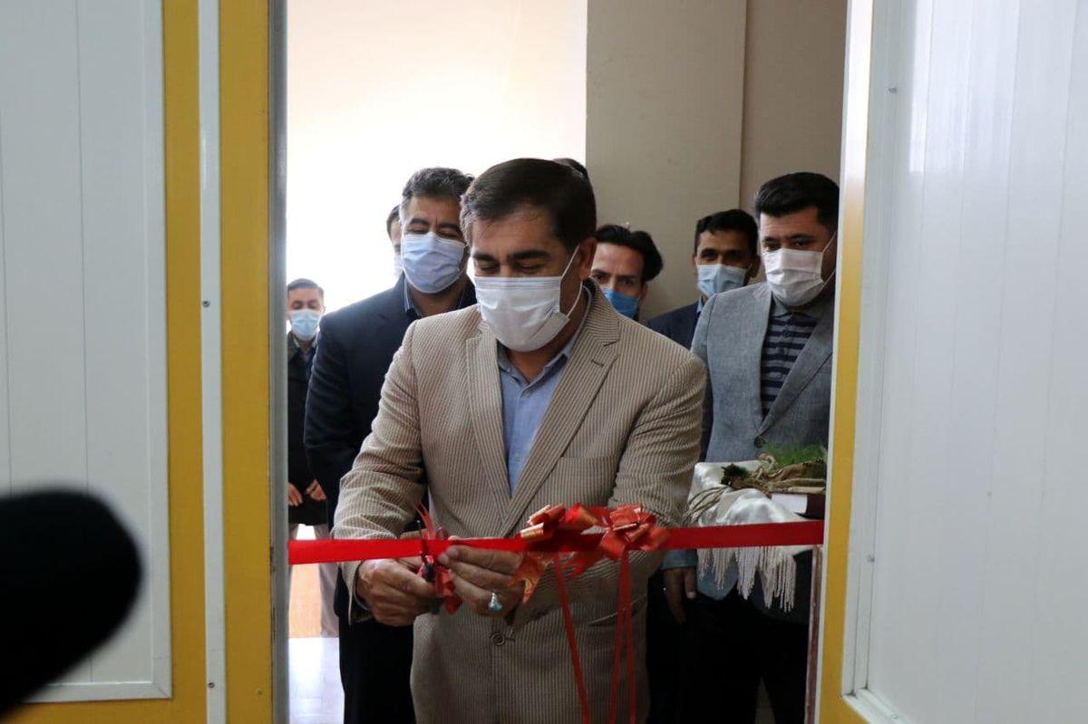بزرگترین خانه دارت کشور در تبریز افتتاح شد