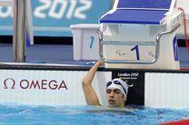 شاهین ایزدیار در مسابقات شنای پارالمپیک ریو شرکت میکند