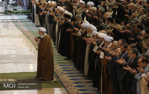 آخرین نماز جمعه سال ۹۶