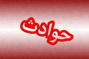 جزئیات سقوط یک جرثقیل در اتوبان بسیج