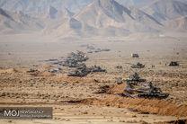 آغاز مرحله نهایی رزمایش اقتدار ۹۷ نزاجا با حضور فرمانده کل ارتش
