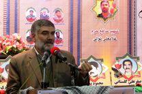 جایگاهی که در حال حاضر جمهوری اسلامی ایران ایستاده است به برکت خون شهدا حاصل شده است