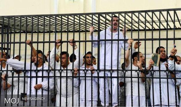 حبس ابد برای ۳۵۰ عضو اخوانالمسلمین