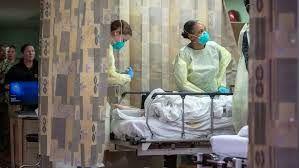 مرگ ۲۰۵۳ نفر در اثر ویروس کرونا در آمریکا طی یک روز