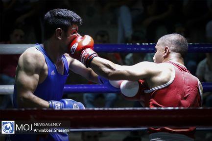 مسابقات انتخابی تیم ملی بوکس