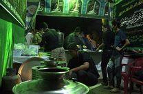 مدیرکل منابع طبیعی و آبخیزداری لرستان از موکب «امام خامنهای» خرمآباد دیدن کرد