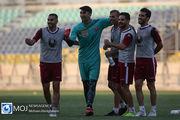 تمرین تیم فوتبال پرسپولیس- ۱۳ مرداد ۱۳۹۸