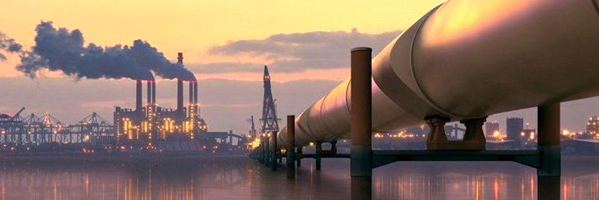 کاهش صادرات گاز طبیعی ایران به عراق