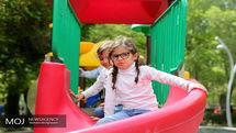 ارائه خدمات مجموعه های ورزشی در بوستانهای شهر همدان