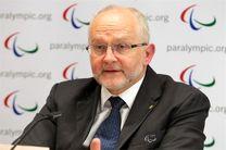 رئیس کمیته بینالمللی پارالمپیک وارد ایران شد
