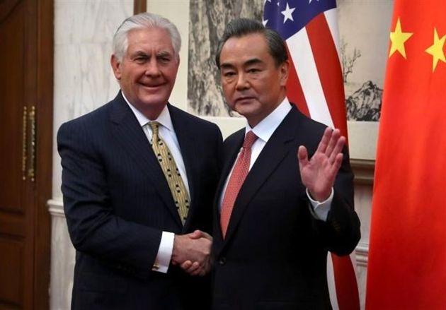 استقبال چین از موضع آمریکا درباره مذاکره با کره شمالی