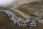 محدودیت های ترافیکی جاده کرج چالوس اعلام شد