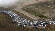 آخرین وضعیت جوی و ترافیکی جادههای کشور در 31 فروردین