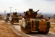 هیات نظامی ترکیه وارد سوریه شد
