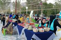 برگزاری جشنواره فروش صنایع دستی معلولان هرمزگان در بندرعباس