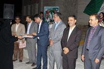 برگزاری مراسم بزرگداشت روز شهدا توسط مدرسه شاهد برخورداری