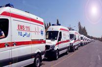 جزئیات امدادرسانی اورژانس در روزهای تاسوعا و عاشورا