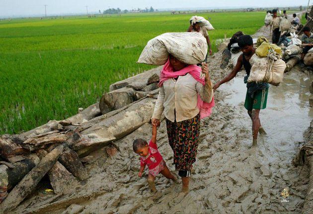 اسرائیل فروش سلاح به میانمار را متوقف نمی کند