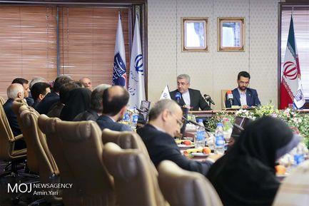 امضای سند برنامه اقدام مشترک بین وزارت ارتباطات و فناوری اطلاعات و وزارت  نیرو