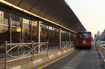 راه اندازی آزمایشی خط سوم BRT اصفهان از خیابان جی تا میدان امام علی (ع)