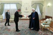 ایران آماده گسترش روابط تجاری، اقتصادی و فناوری با دانمارک است