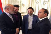 تاکید بر گسترش روابط دو کشور در حوزه های قضایی و مبارزه با فساد