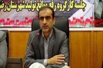اختصاص ۲۱ میلیارد تومان  تسهیلات رونق اقتصادی  به شهرستان رضوانشهر