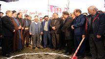 کلنگزنی پروژههای کشاورزی با ظرفیت اشتغال 2000 نفر