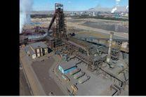 دستیابی به رکوردهای تولید آهن اسفنجی و کلاف گرم در مجتمع فولاد سبا