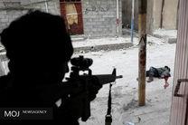 ادامه نبرد خیابانی در موصل