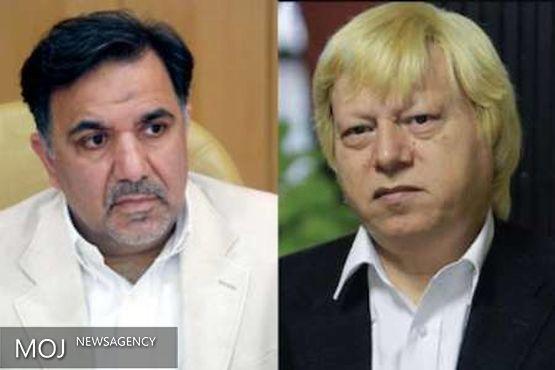سیدمحمد بهشتی تعلق به ایران و مفهوم ایران شهری را هیچ گاه از دست نداده است