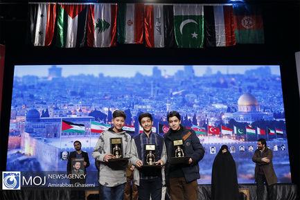 اختتامیه دهمین دوره جشنواره مردمی فیلم عمار