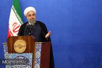 روحانی: شهامت میخواهد کسی برای مصالح جامعه اسلامی در برابر دشمنان دست صلح دراز کند