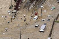 تعداد کشته های سیل و رانش زمین در ژاپن به 100 نفر رسید