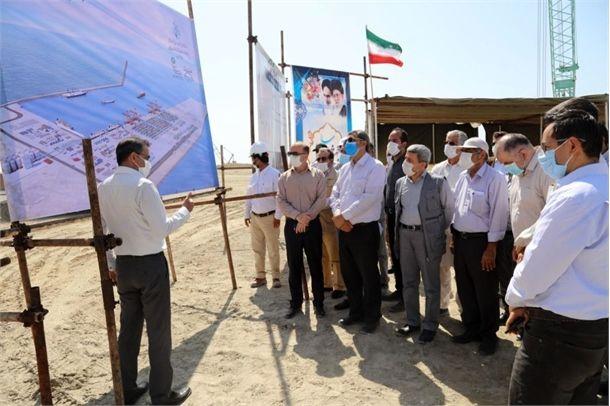 واگذاری موج شکن ها در سواحل سیستان و بلوچستان با هدف افزایش اشتغال بومی ها
