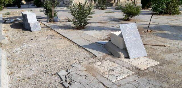 سرنوشت پر از ابهام روح های سرگردان و ناآرام قبرستان ۲۰۰ ساله ابن باویه